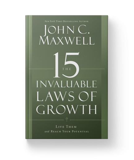 15-invaluable-laws-of-growth-book