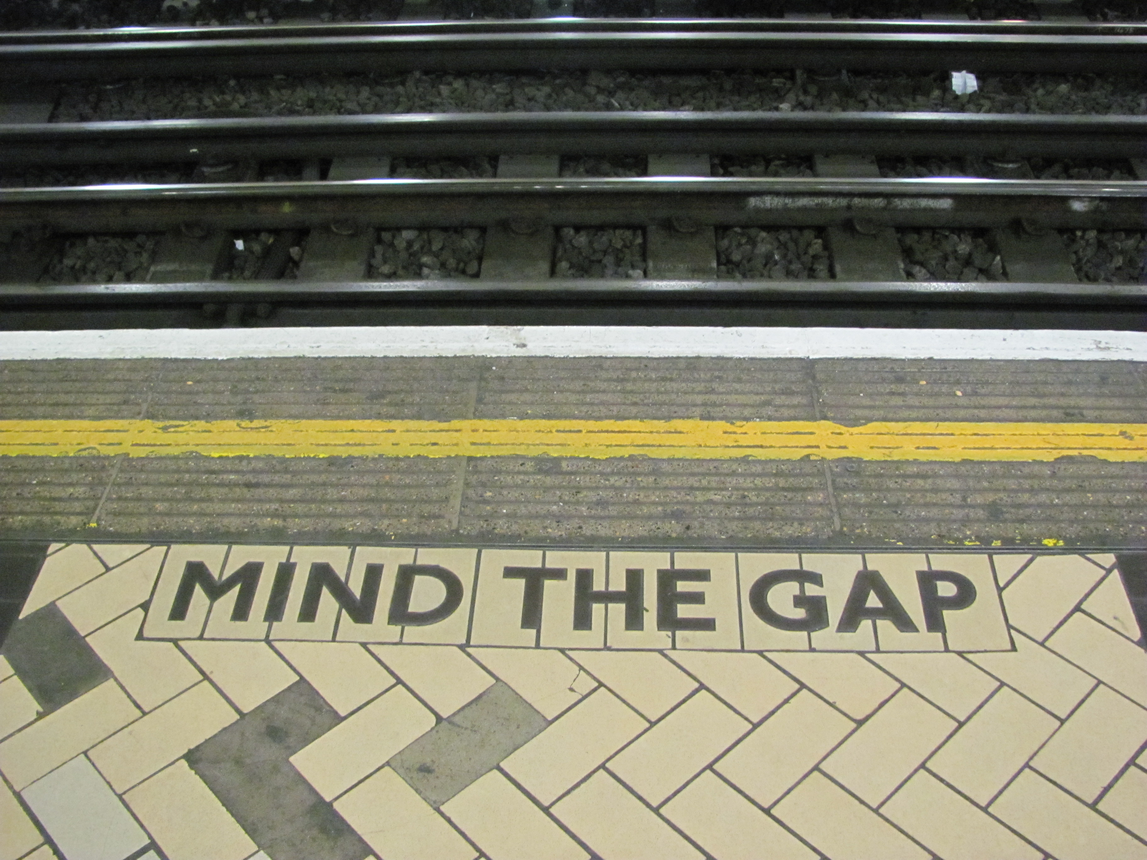 Mind The Gap – John Maxwell
