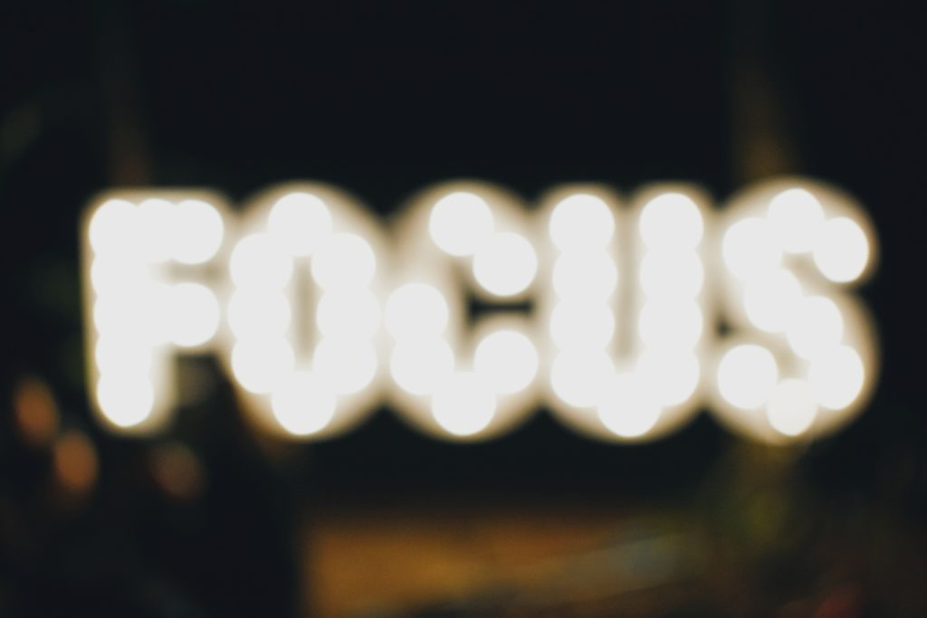 Mark Cole: You Need To Focus
